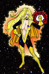Starhawk by Rogue24