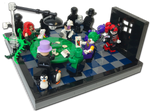 Lego Vignette Almost Got Im by Rogue24