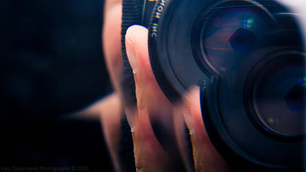 Canon EF 50mm f/1.8 by luistoporowicz
