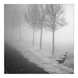 Winter bench by Socratim