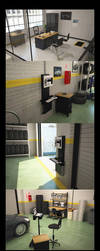 garage by cuatrod
