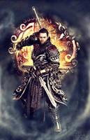 TW-warrior by cuatrod