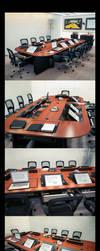 conferenceroom by cuatrod