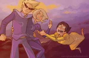 True Friends by conniiption