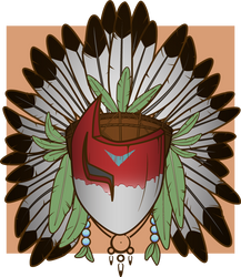 War Bonnet by FataLacrime