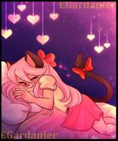 Kitty dreams by egardanier