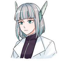 Homu-chan by okqwerq
