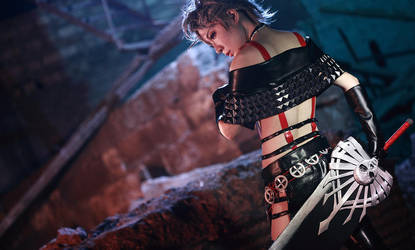 Final Fantasy X-2 by 35ryo