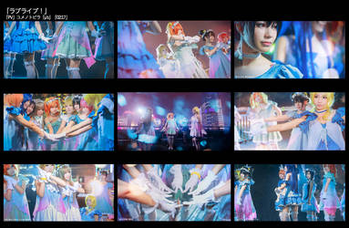 lovelive! by 35ryo