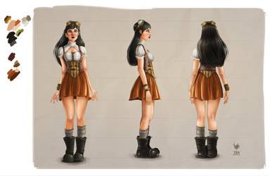 Character by karenia24