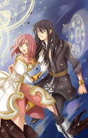 Tales of Vesperia:  Danger by TsubasaNoUmi