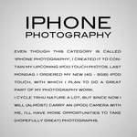 Placeholder for iPhone Photos by chalkwebdesign