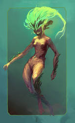 Dryad by Tink29