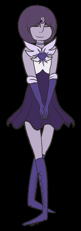 FA:: Sailor Gems - Sailor Iolite by drazzi