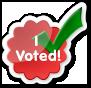 I Voted by ArdathkSheyna