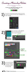 Color Palette Tutorial by ArdathkSheyna