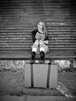 Waiting 3 by RavenLeFaye