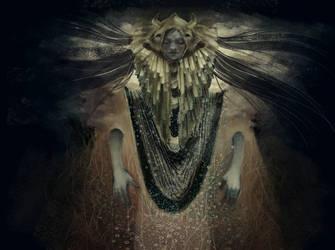 Moth Mother by SkyWheel