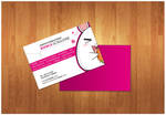 business card by KeyMoon