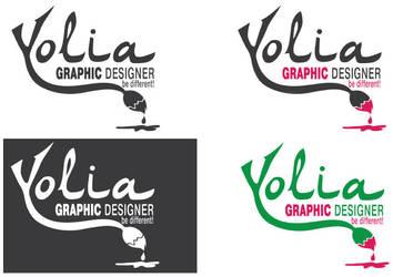 Yolia Logo by KeyMoon