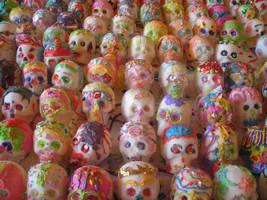 Dia de los Muertos by ashleytheamazing