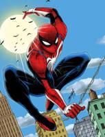 Marvel's Spider-Man by dannydc1197