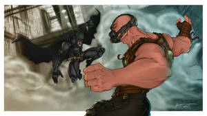Dark Knight Rises by Patrick-Hennings