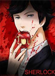 SHERLOCK - Blood Flavored by Jennaris