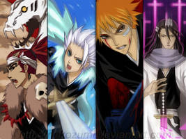 BLEACH -  BANKAI Superscript 4 by Jennaris