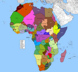 Ah - More Ethnic Africa by Sharklord1