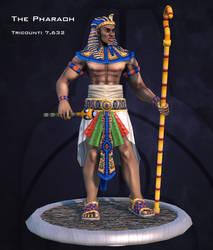 The Pharaoh by Cross-Kaiser