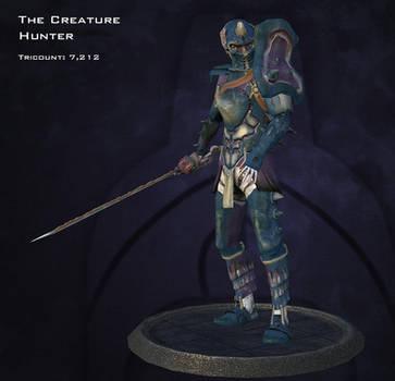 The Creature Hunter by Cross-Kaiser