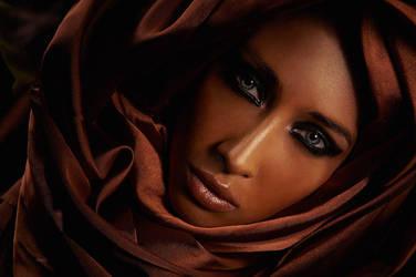 Rose of Sudan by GRAFIKfoto