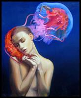 Jellyfish by NataliaRak