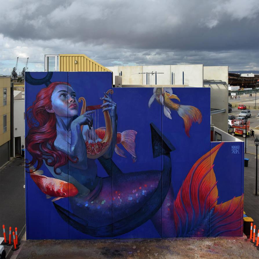 Mermaid song by NataliaRak