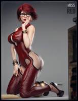 Miss Red by hawo0524