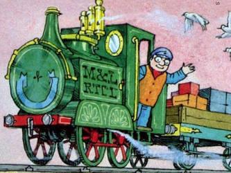 Ivor The Engine by Hubfanlover678