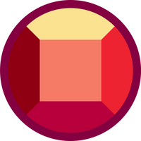 Steven Universe - Ruby Vector by MrBarthalamul