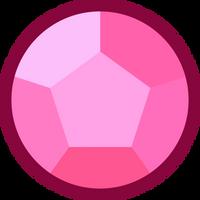 Steven Universe - Rose Quartz Vector by MrBarthalamul