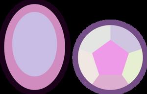 Steven Universe - Rainbow Quartz Vector by MrBarthalamul
