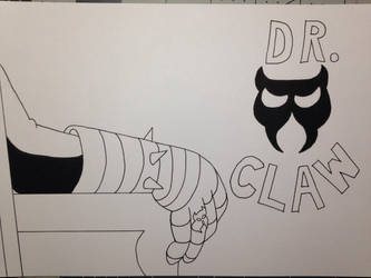 Toon June Day 8 - Dr. Claw by MrBarthalamul