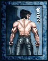 Wolverine-Bad Attitude by Sniktchick