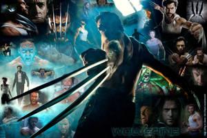Wolverine Overload by Sniktchick