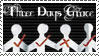 Three Days Grace Stamp by LuxDani