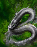 Slytherin by LuxDani