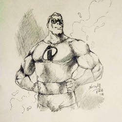Mr. Incredible by force2reckon