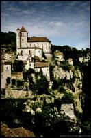 St. Cirq Lapopie by Y-n-Y