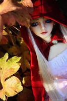 Red glow .1 by Y-n-Y