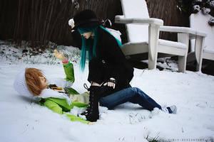 Snowy goodness by Y-n-Y