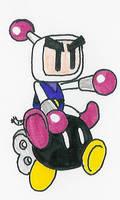 500 CC - 067: Bomberman by Hyliaman